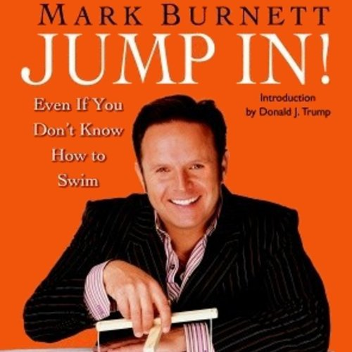 Jump In! audiobook cover art