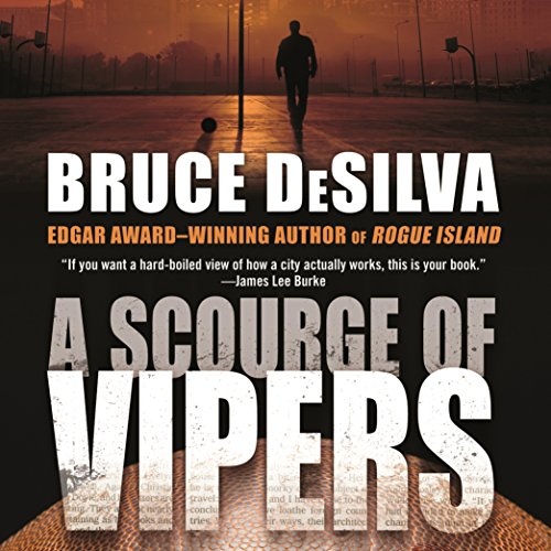Couverture de A Scourge of Vipers