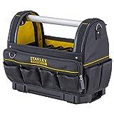 Stanley FatMax FMST83296-1 Sac de transport (spacieux et facilement accessible, fond étanche, capacité de charge de 30 kg, en nylon 600 deniers, compatible avec le système TSTAK)