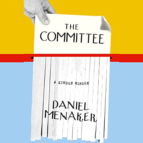 The Committee  By  cover art