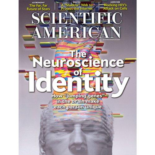 Scientific American, March 2012 cover art