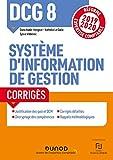 DCG 8 Système d'information de gestion - Réforme Expertise comptable 2019-2020