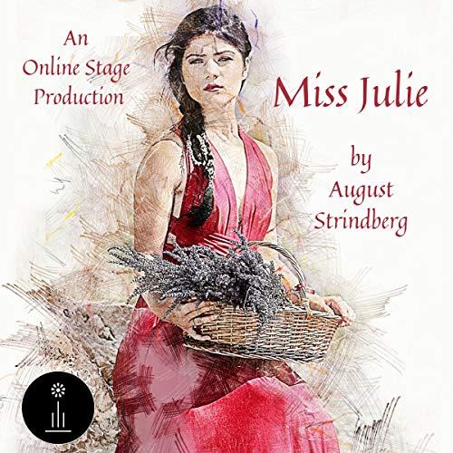 Miss Julie by August Strindberg cover art