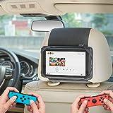 WANPOOL - Soporte para reposacabezas de Coche Compatible con Nintendo Switch y Otras tabletas de 7 Pulgadas