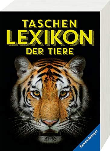 Taschenlexikon der Tiere (Ravensburger Lexika)