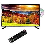 netshop 25 Xoro LED TV 60 cm (24 Zoll) Fernseher (HD, Triple Tuner DVB - S2/T2/C), H.265/HEVC - Decoder, USB HD Mediaplayer, PVR Ready, DVD Player, CI+ Schacht, 230 u. 12V