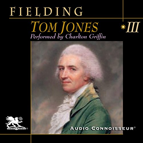 Tom Jones, Volume 3 cover art