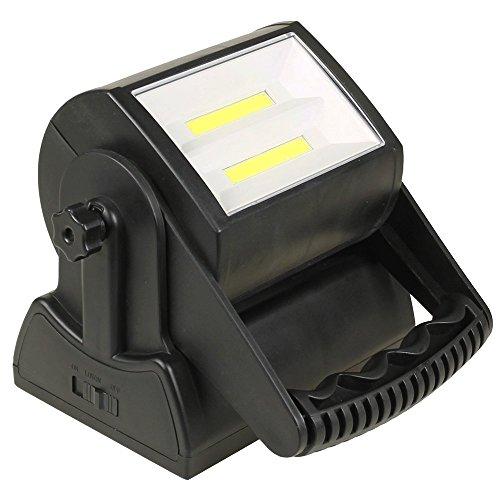 Lámpara portátil LED de gel - Ángulo ajustable 180 °