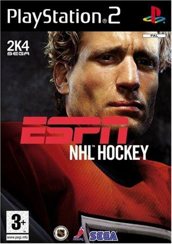 ESPN NHL Hockey - Playstation 2 - PAL