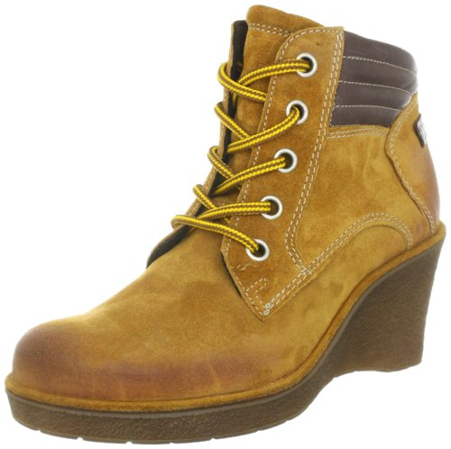 Josef Seibel Schuhfabrik Gmbh 82339 Mi949 943, Boots femme - Marron (Amber/Espresso 943), 41 EU