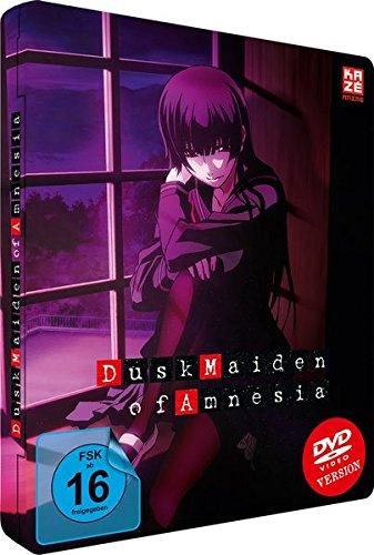 Dusk Maiden of Amnesia - Gesamtausgabe - [DVD] Steelbook