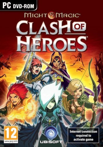Might & Magic Clash of Heroes /PC