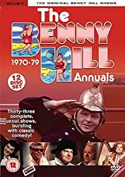 The Benny Hill Show on DVD