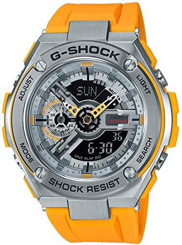 CASIO G-Shock G-Steel GST-410-9AJF importación para hombre de Japón