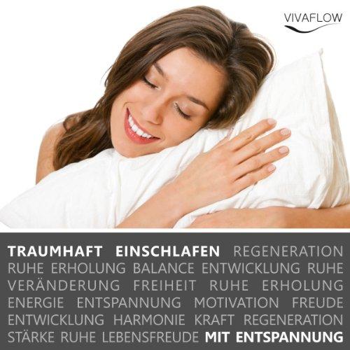 Traumhaft einschlafen: Hilfe bei Schlafstörungen durch Hypnose, Autogenes Training und Entspannung Titelbild
