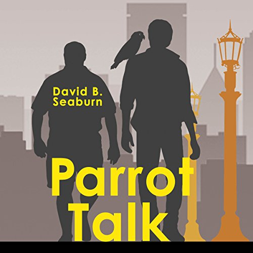 Parrot Talk audiobook cover art