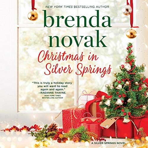 Christmas in Silver Springs audiobook cover art