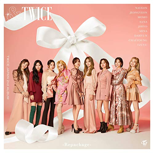 [album]&TWICE – Repackage- – TWICE[FLAC + MP3]