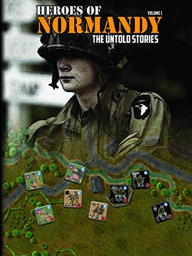 Lock´n Load Tactical System Heroes of Normandy - The Untold Stories Expansion Vol.1
