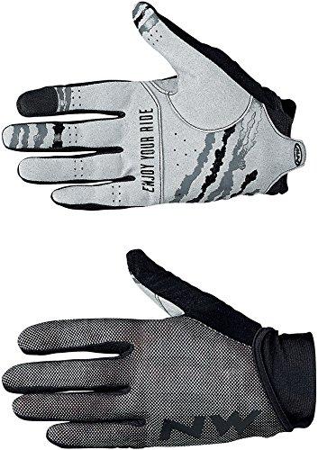 Northwave MTB Air 3 Fahrrad Handschuhe lang schwarz 2019: Größe: M (8)