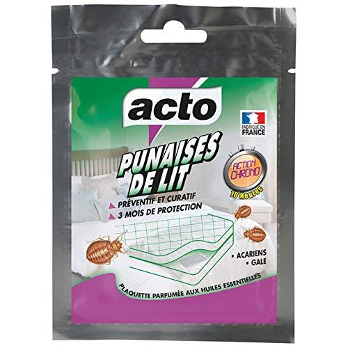 ACTO PUNAIS2 Insecticides, Voir Photo