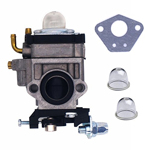 FitBest Carburetor with Gasket for Redmax EB4300 EB4400 EB7000 EB7001 Backpack Blower