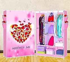 Gadgets Appliances Latest Design Wardrobe Organizer, Storage Rack for Kids and Women, Clothes Cabinet, Bedroom Organizer Colour (Size 105 cm 45 cm 175 cm)