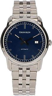 Calvin Klein Orologio Analogico Automatico Uomo con Cinturino in Acciaio Inox K5S3414N