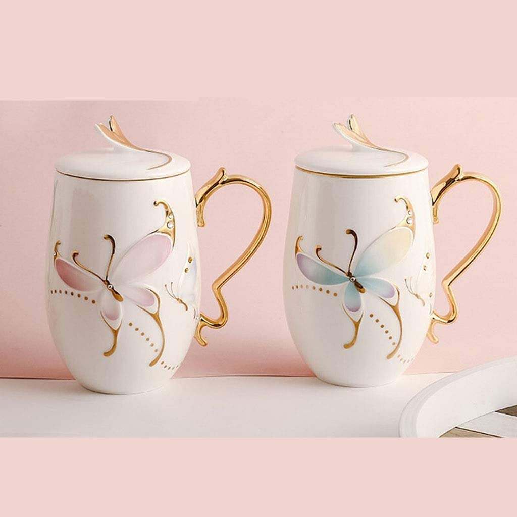 Couple Cup Fashionable 55% OFF Coffee Set-Valentine's Anniversary Day Wed