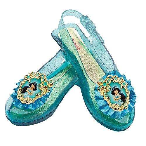 Disney Princess Jasmine Girls' Sparkle Shoes