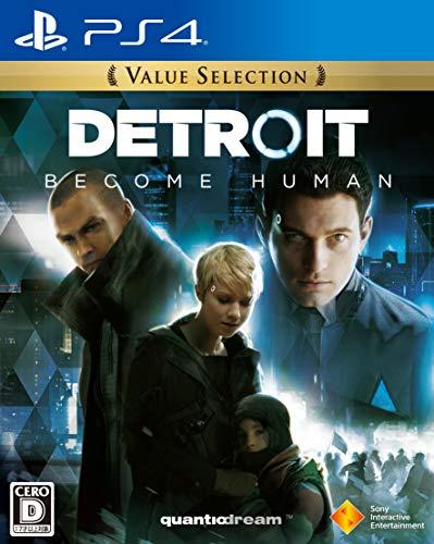 『Detroit: Become Human』パッケージ画像