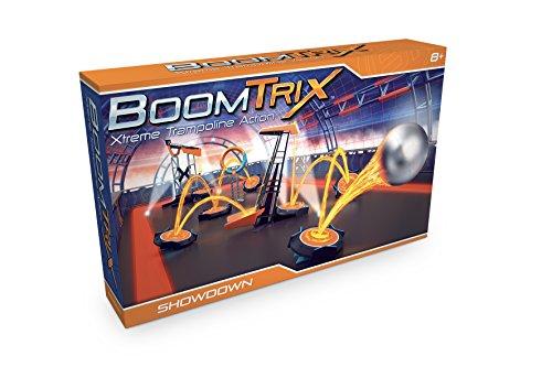 Goliath Toys- Goliath Boom Trix Showdown Set-Xtreme Trampolino Action per Bambini, a Partire dagli 8 Anni, Multicolore, 80603