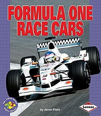 Formula One Race Cars (Pull Ahead Books)