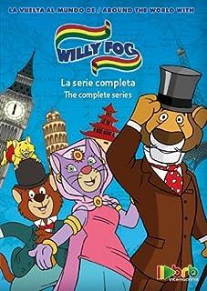 La Vuelta Al Mundo De Willy Fog DVD