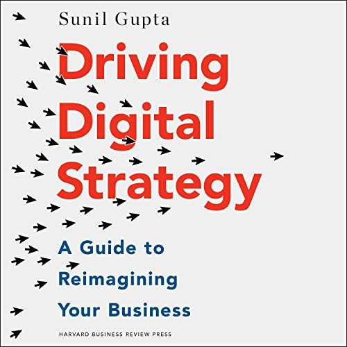 Driving Digital Strategy cover art