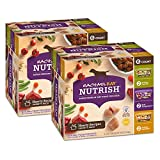 Rachael Ray Nutrish Premium Natural Wet Dog Food, Hearty Recipes Variety Pack, 8 Ounce Tub, 6 count per pack (Pack of 2)