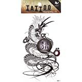 PLATA 【 19 】 素肌を飾る タトゥー シール TATOO STICKER