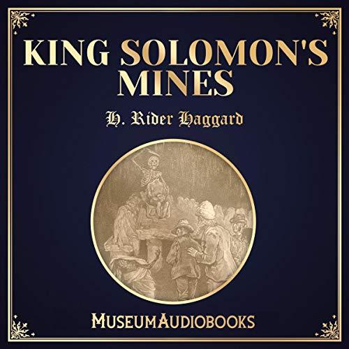 Couverture de King Solomon's Mines