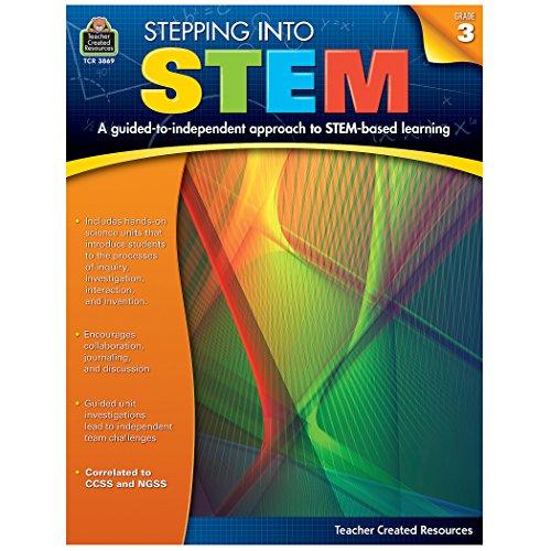 Stepping Into STEM Grade 3: Grade 3