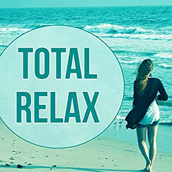 Total Relax - Soothing and Relaxing Ocean Waves Sounds, Healing Sleep Songs, New Age Nature Music, Relaxing Piano & Flute Music