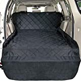 F-color Cargo Liner for SUV, Waterproof Pet Cargo Cover Dog Seat Cover Mat for SUVs Sedans...