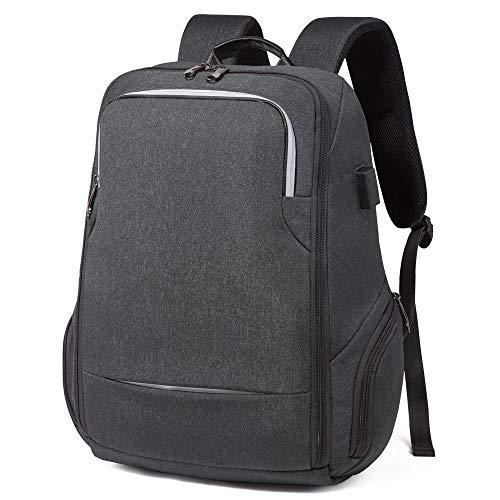 CMZ Rucksack Business Computer Rucksack Reisen Wasserdichter Herrenrucksack USB Aufladen Schülerfunktion Schultasche