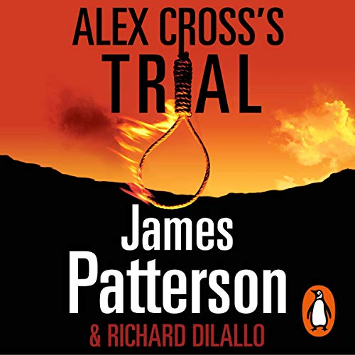 Alex Cross's Trial cover art