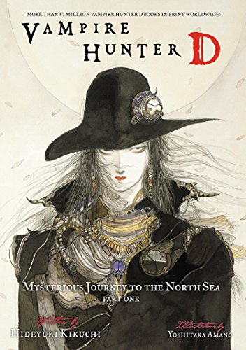 Vampire Hunter D Volume 7: Mysterious Journey to the North Sea, Part One (English Edition)