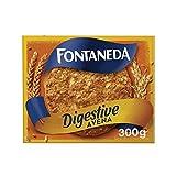 Fontaneda Digestive Galleta con Copos de Avena, 300g