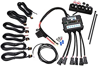 TRIGGER 3001 Six Shooter Accessory Control System , Black