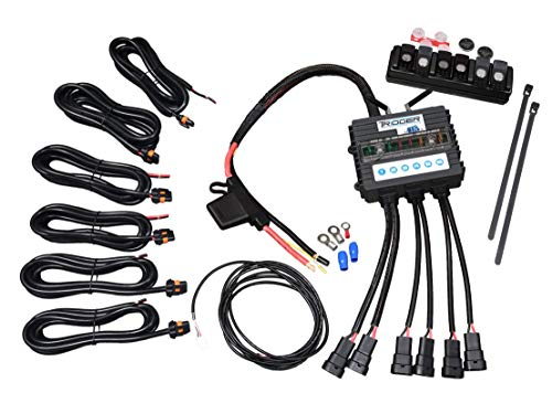 TRIGGER 3001 Six Shooter Accessory Control System