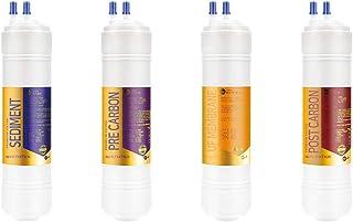 4EA Premium Filtre à eau de rechange pour Winix : WNP-770S - 1 micron