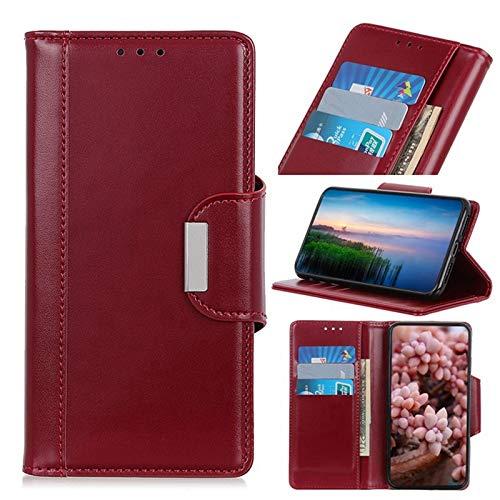 Zhaoruilong1163 Wurfständer für Xiaomi Redmi 8, PU-Leder-Geldbörsenfall mit...