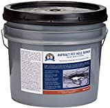 Bare Ground Winter Bare Ground Solutions 1S-APHR Asphalt Pot Hole Repair in 4-Gallon Bucket, 55 lbs